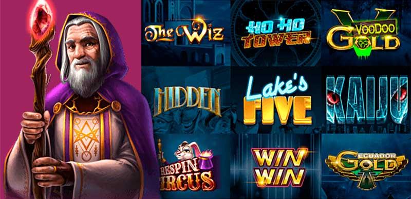 Lunita casino games